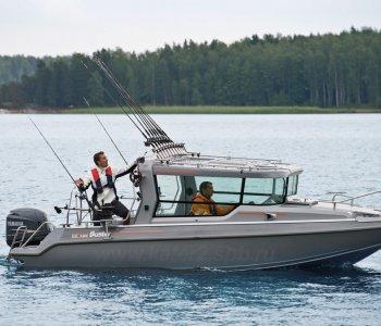 катер для ловли рыбы купить
