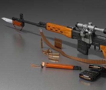 Охотничий карабин Тигр