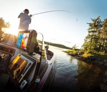 Выбираем эхолот для рыбалки